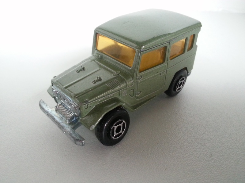 N°277 Toyota Land Cruiser 4X4 20141172