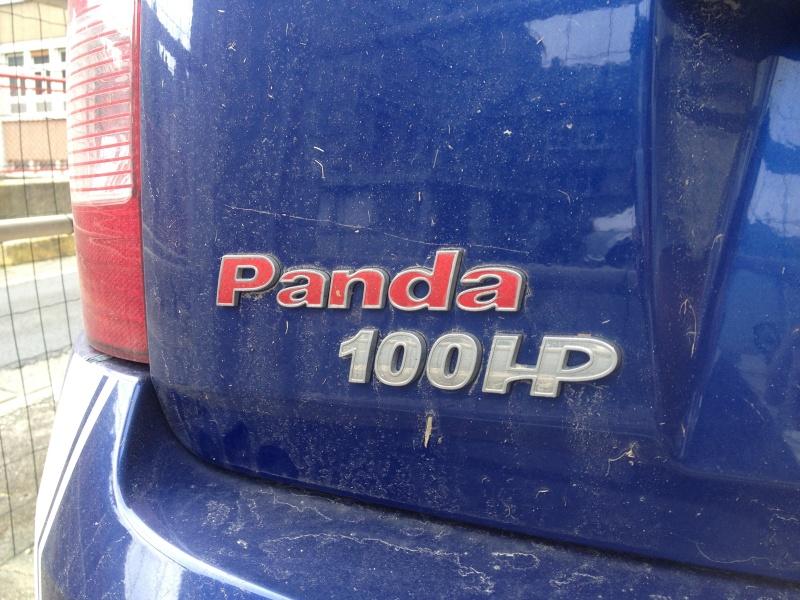 """Remplacer le sigle """"Panda"""" rouge par un nouveau Img_0711"""