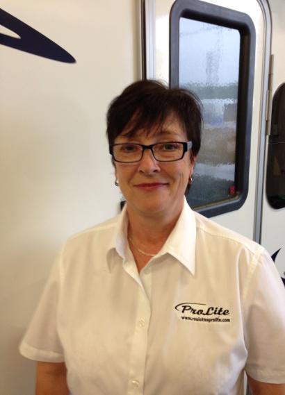 Nouvelle gérante pour la région de Québec Franci10