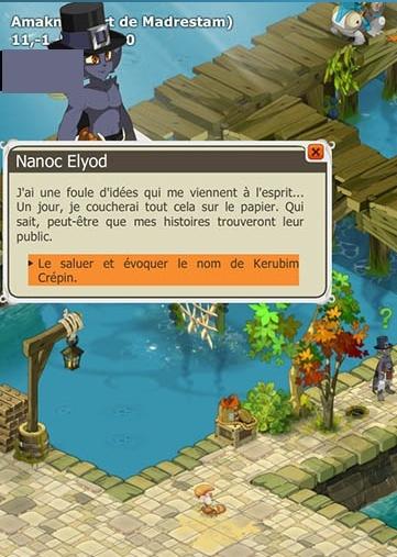 Les quêtes du Dofus Pourpre . Chat10