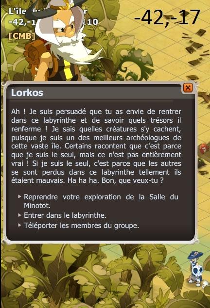 Les quêtes du Dofus Pourpre . Devant10