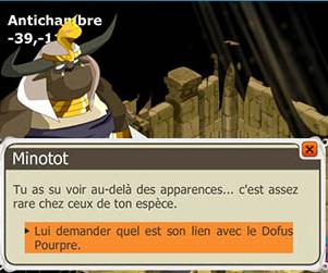 Les quêtes du Dofus Pourpre . Parler10