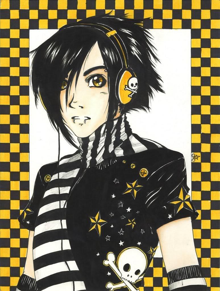 Razren's Persona RP: Character Sheets Tenshi10