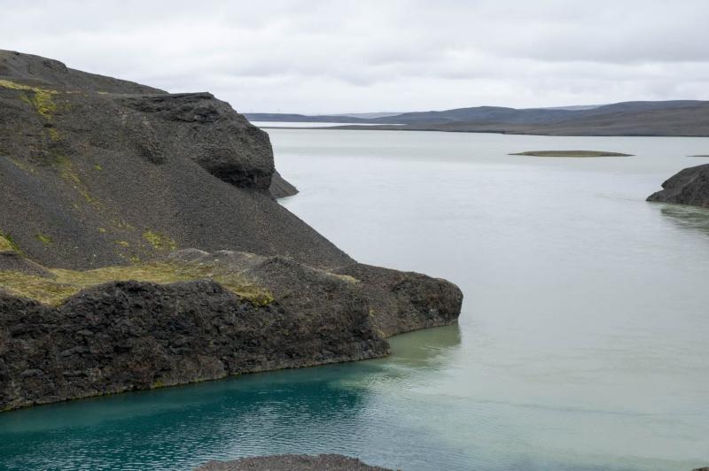 L'Islande en juin-juillet 2014 Island74