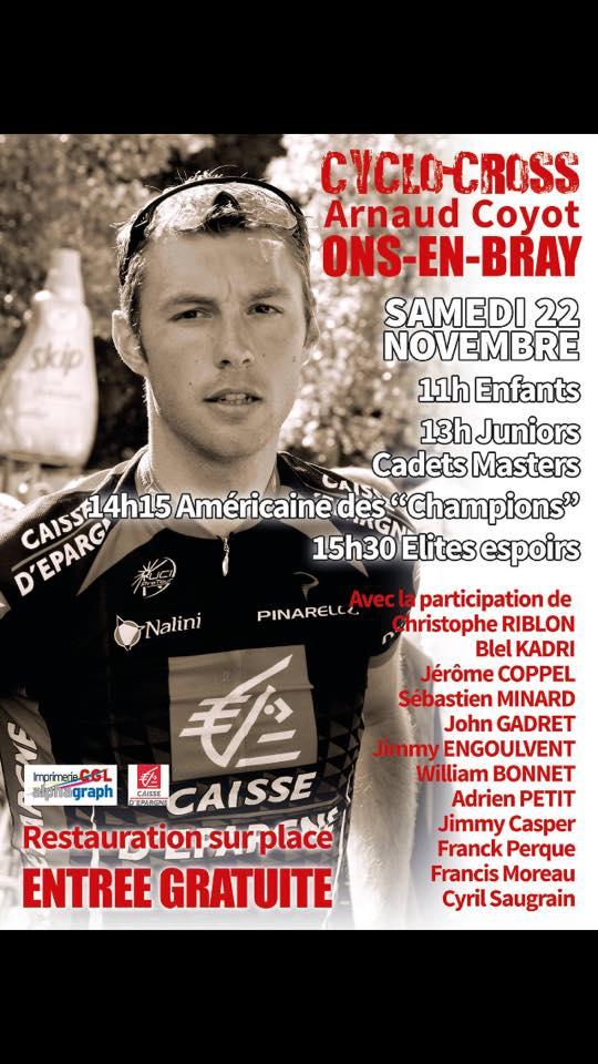 Hommage à Arnaud Coyot Arnaud10