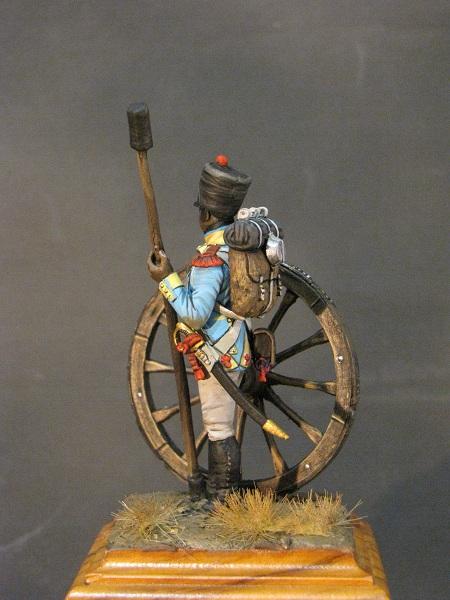 Canonnier de la Compagnie d'Artillerie régimentaire du 7éme Rgt., Royaume de Naples  Img_3014