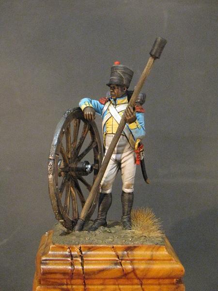 Canonnier de la Compagnie d'Artillerie régimentaire du 7éme Rgt., Royaume de Naples  Img_3016