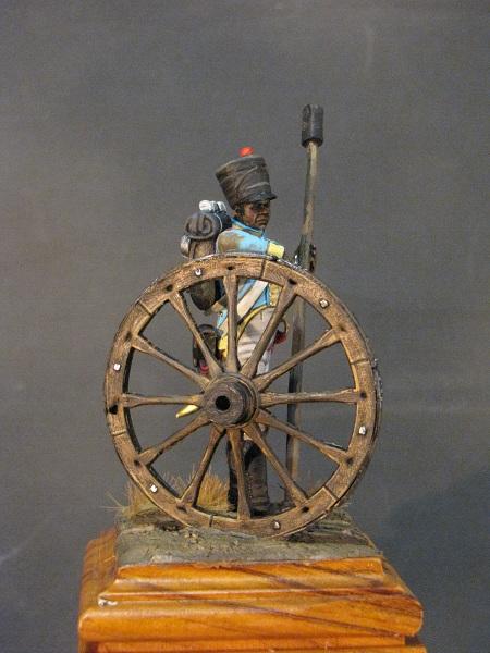 Canonnier de la Compagnie d'Artillerie régimentaire du 7éme Rgt., Royaume de Naples  Img_3017