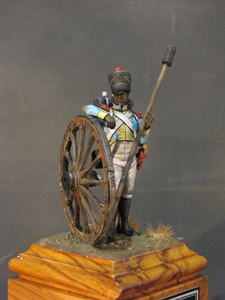 Canonnier de la Compagnie d'Artillerie régimentaire du 7éme Rgt., Royaume de Naples  Img_3018