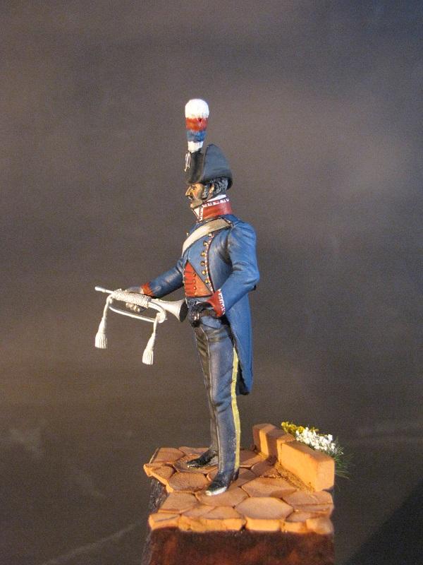 Trompette des Hussards des Alpes, 1795 Img_3113
