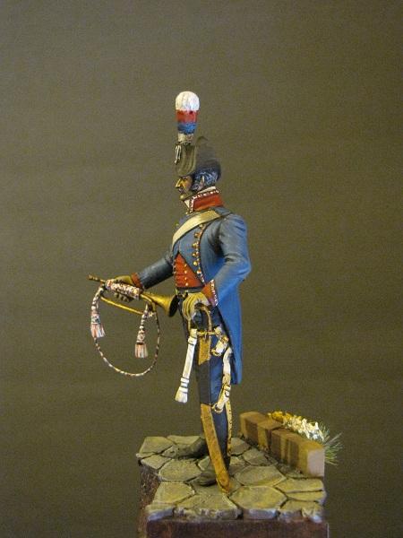 Trompette des Hussards des Alpes, 1795 Img_3116