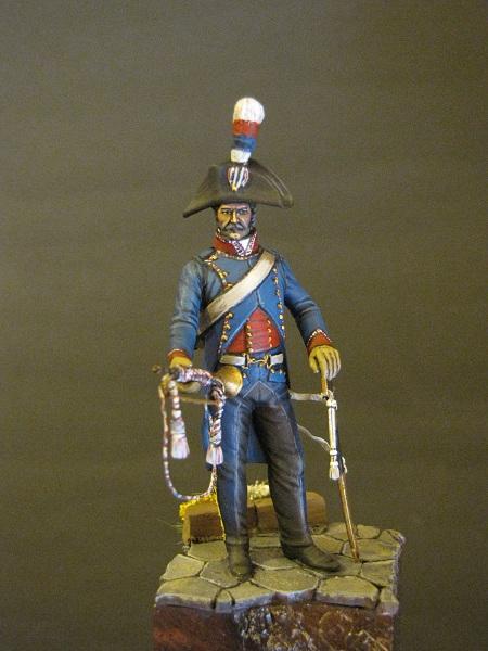 Trompette des Hussards des Alpes, 1795 Img_3119