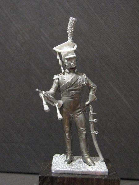 Trompette de Artillerie a cheval, Duchè de Varsovie, 1809 Img_4617