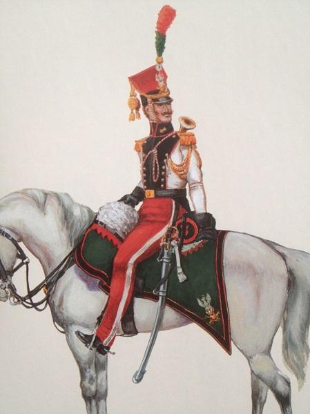 Trompette de Artillerie a cheval, Duchè de Varsovie, 1809 Img_9810