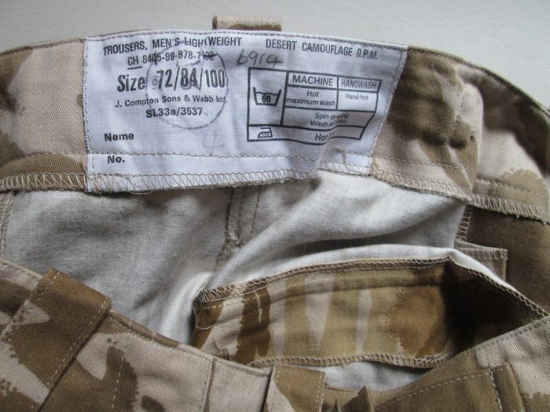 Identification Guide To Gulf War One Militaria Lws_la10