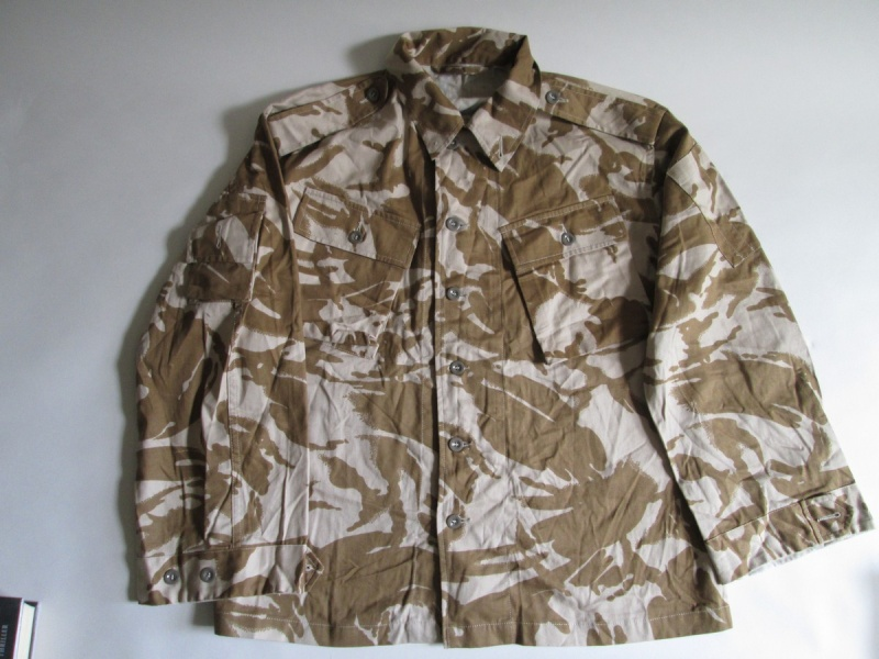 Identification Guide To Gulf War One Militaria Shirt_10