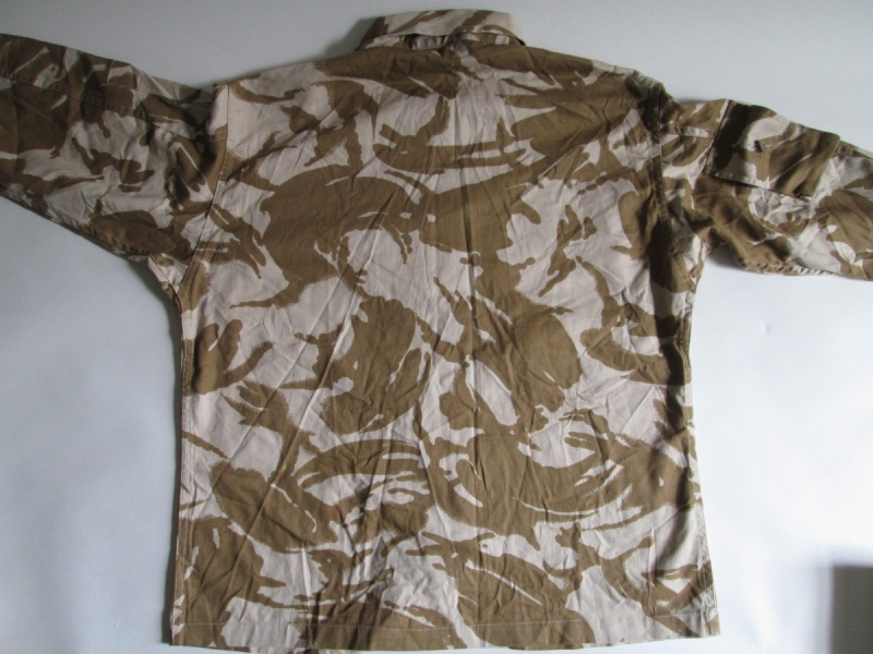 Identification Guide To Gulf War One Militaria Shirt_11