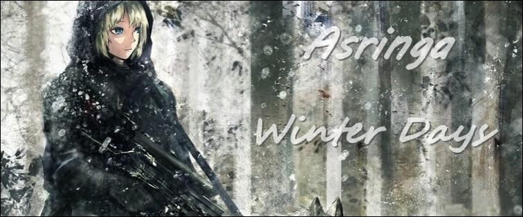 ~ Asringa, Jeux de Rôle en Folie ~