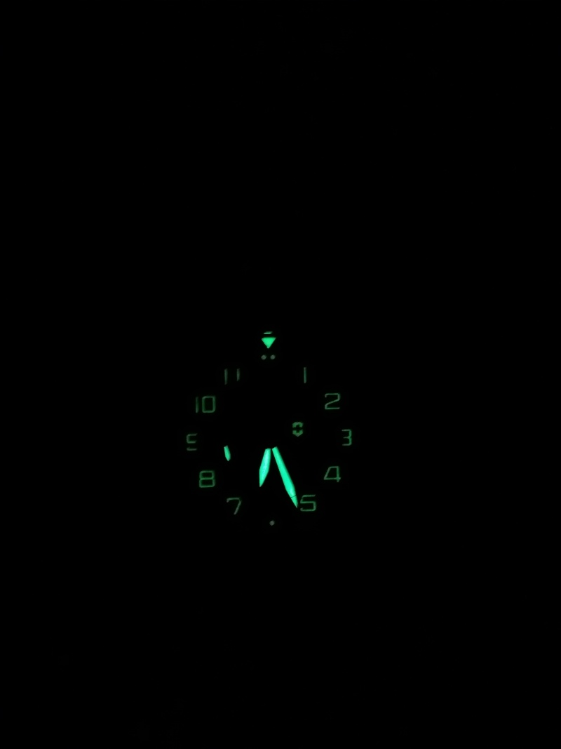 victorinox - [Revue] Victorinox Airboss Chronograph Edition Limitée Titane 20140724