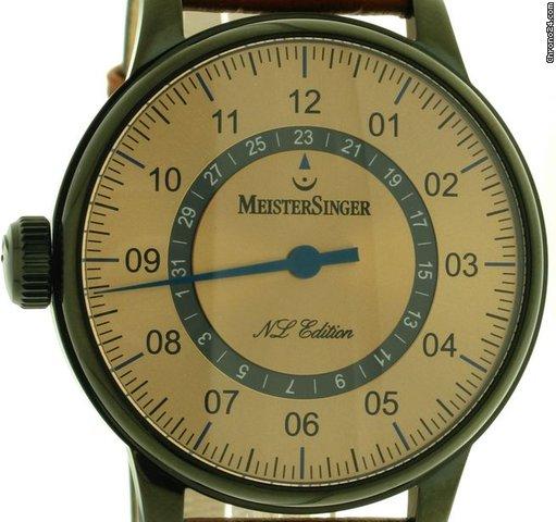 MeisterSinger : Les éditions limitées 24882513