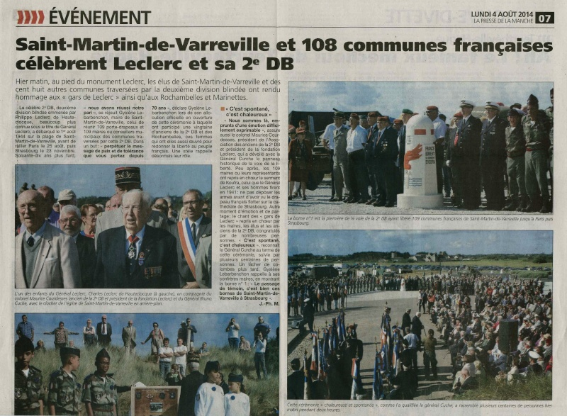 SAINT-MARTIN-DE-VARREVILLE 2-3 août 2014-70ème anniversaire 7119-110