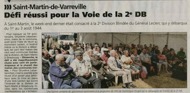 SAINT-MARTIN-DE-VARREVILLE 2-3 août 2014-70ème anniversaire 7122-110