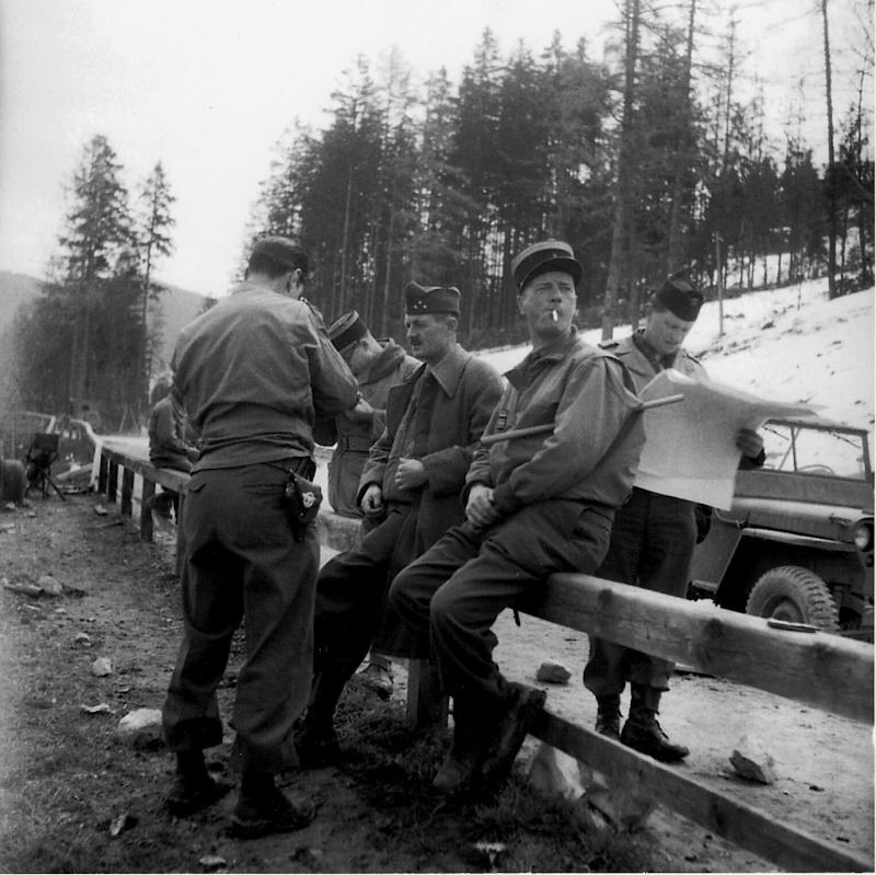 BERCHTESGADEN: l'Obersalzberg (4 mai 1945) Lecler10