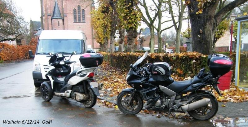 CR du samedi 6/12/14 dans le Brabant wallon 5b11