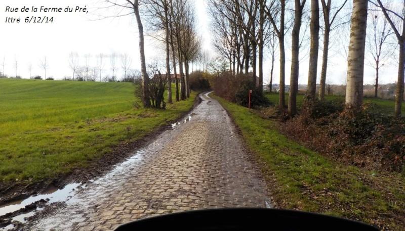 CR du samedi 6/12/14 dans le Brabant wallon 7014