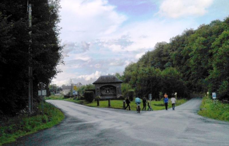 Promenade du 15/8/14 PM de Annevoie aux Fonds de Leffe Img_0184
