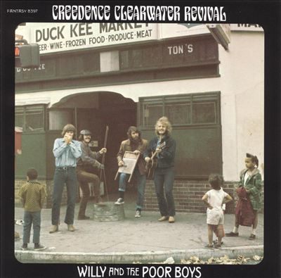 CREEDENCE CLEARWATER REVIVAL Mi000112