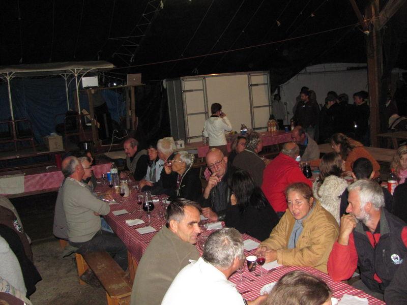 Randonnée de la Bernache les 11 et 12 octobre 2014 à Curcay sur Dive (86) Thumb-20