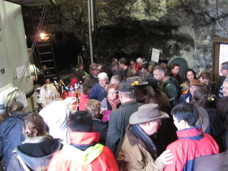 Randonnée de la Bernache les 11 et 12 octobre 2014 à Curcay sur Dive (86) Thumb-25