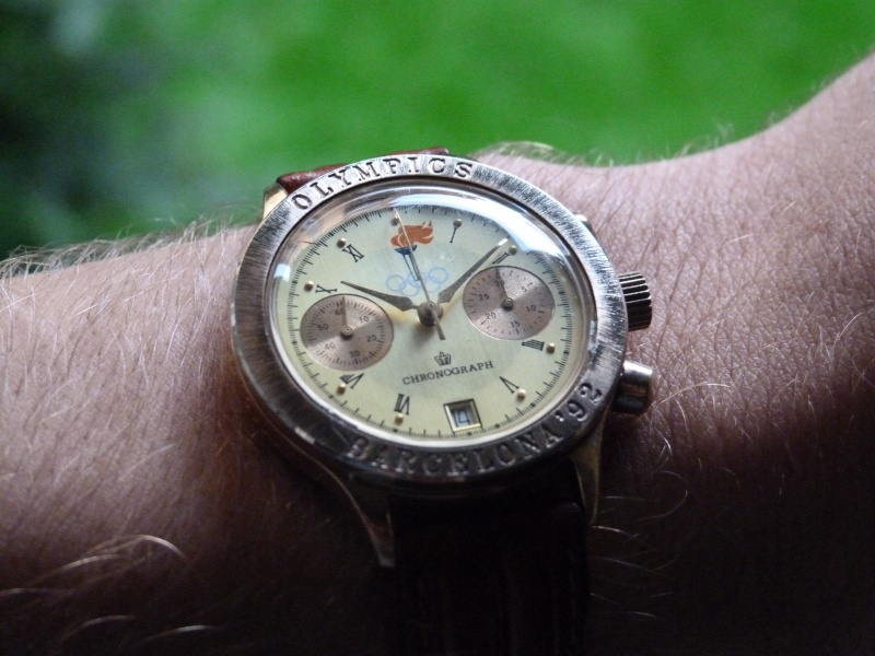 Poljot chronographe Barcelona 92 P1040011