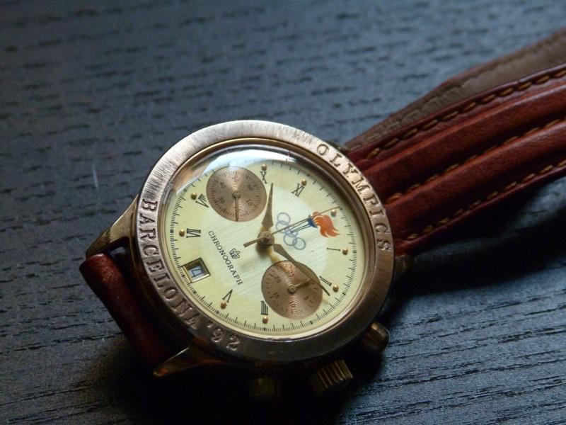 Poljot chronographe Barcelona 92 P1040012