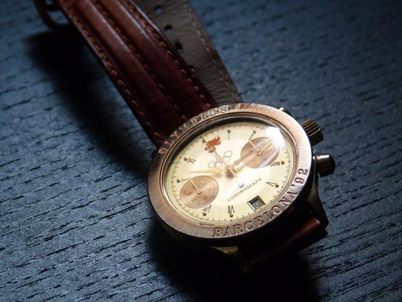 Poljot chronographe Barcelona 92 P1040013