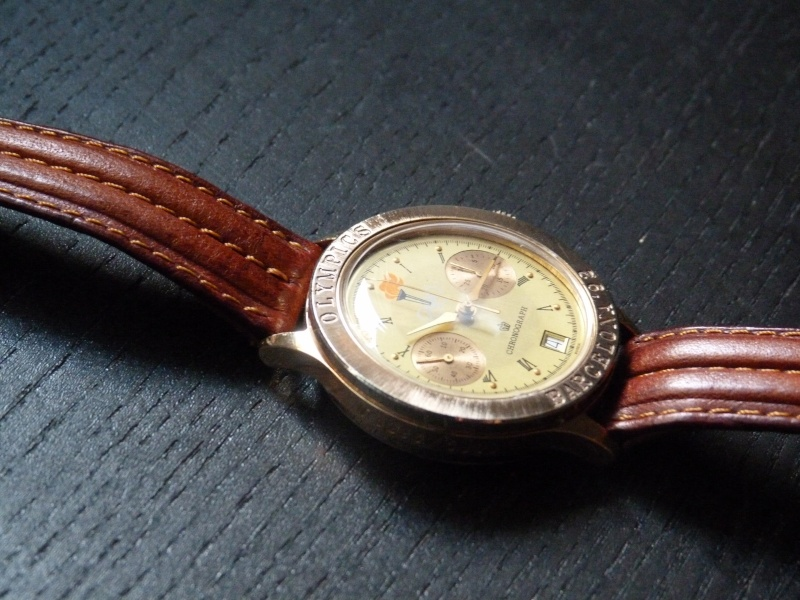 Poljot chronographe Barcelona 92 P1040014