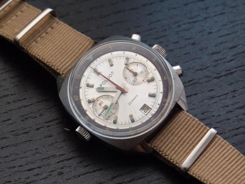 Le chrono Poljot (3133) du jour P1040111
