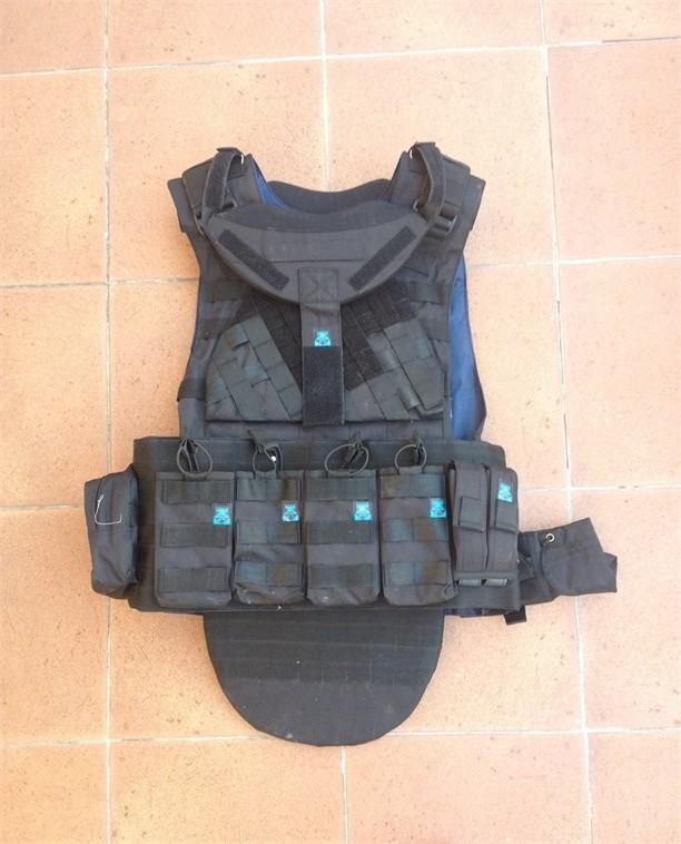Defender 2 molle diagonal replica IRT (body armor  russo) Def_510