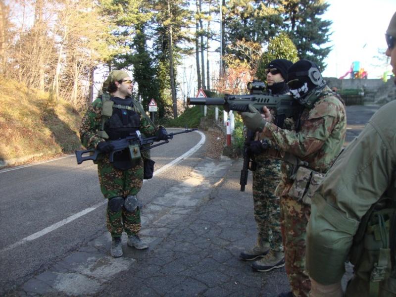Defender 2 molle diagonal replica IRT (body armor  russo) Px4210