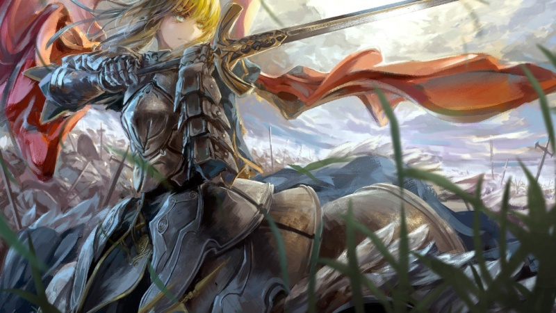 Arturia, in the Name of Glory Capes_11