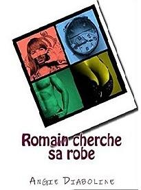 """Interview Angie Diaboline et son livre """"Romain cherche sa robe"""" Romain11"""