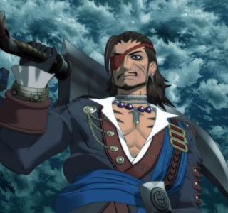 Agent's Fairy Tail Character Zegram12