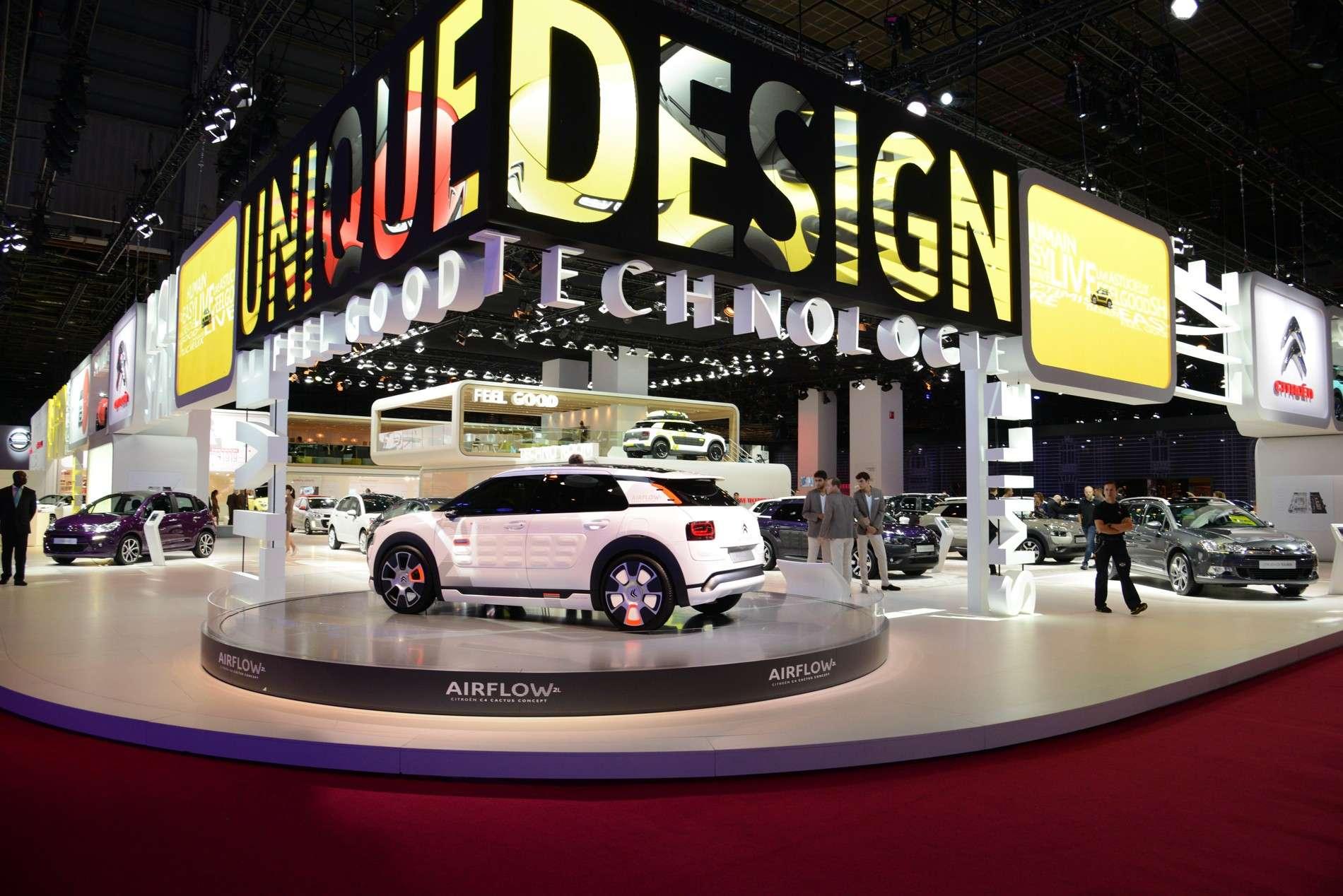 [SALON] Paris - Mondial de l'Automobile 2014 - Page 8 Cl_14_10