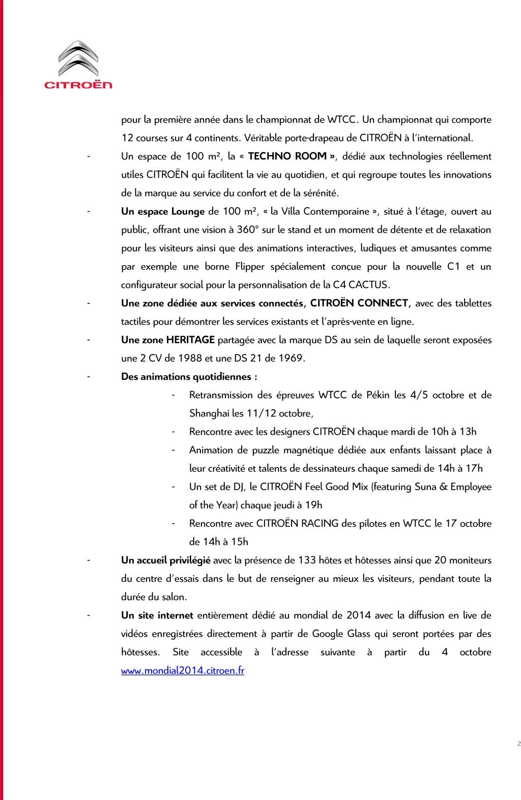 [SALON] Paris - Mondial de l'Automobile 2014 - Page 8 Cp_cit11