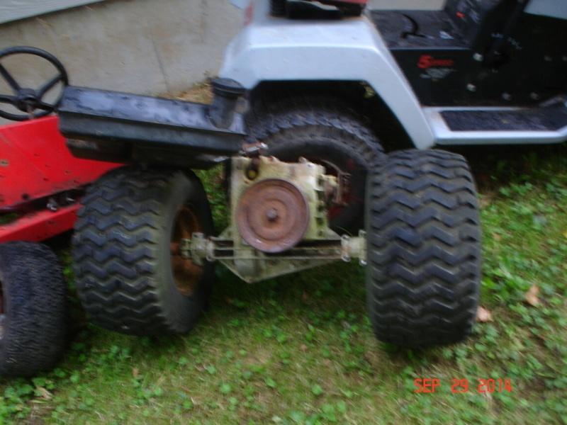 My new trail machine- 1993 Craftsman II The_aw11