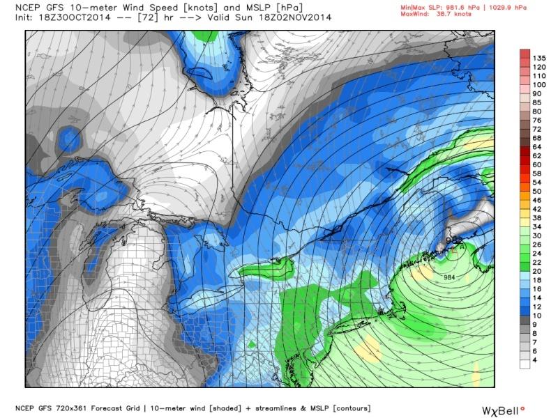 Possible November 1st Coastal Storm Thread 1 - Page 9 18z_wi10
