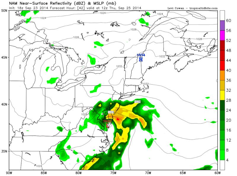 Coastal Storm 9/25/14 Nam_4210