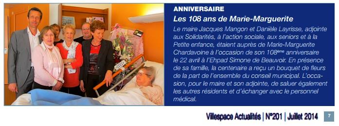 Preuves de vie sur les personnes de 108 ans - Page 22 Marie-10