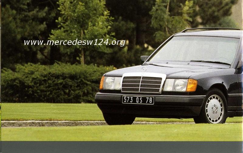 Mercedes Break pour ceux qui ont horreur des breaks 122